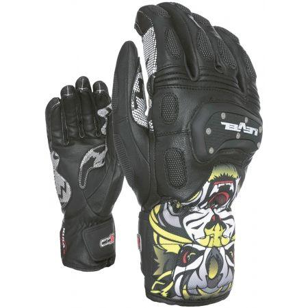 Pretekárske lyžiarske rukavice - Level SQ CF - 2