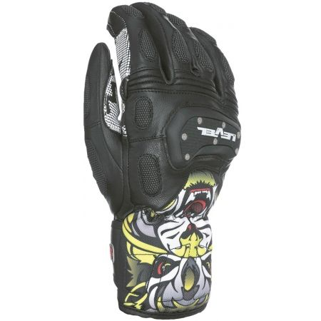 Level SQ CF - Pretekárske lyžiarske rukavice