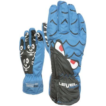 Detské lyžiarske rukavice - Level LUCKY - 2
