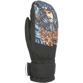 Level SPACE MITT - Pánske snowboardové rukavice