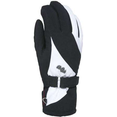 Dámske lyžiarske rukavice - Level BLISS VENUS - 1