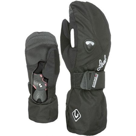 Dámske snowboardové rukavice - Level BUTTERFLY W MITT - 2