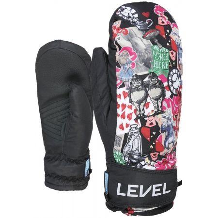 Dětské lyžařské rukavice - Level JUKE JR MITT - 2