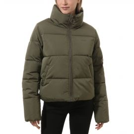 Vans WM FOUNDRY PUFFER - Women's winter jacket