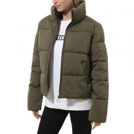 Women's winter jacket - Vans WM FOUNDRY PUFFER - 6
