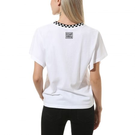 Women's T-shirt - Vans WM BLENDER BENDER MUSCLE - 3