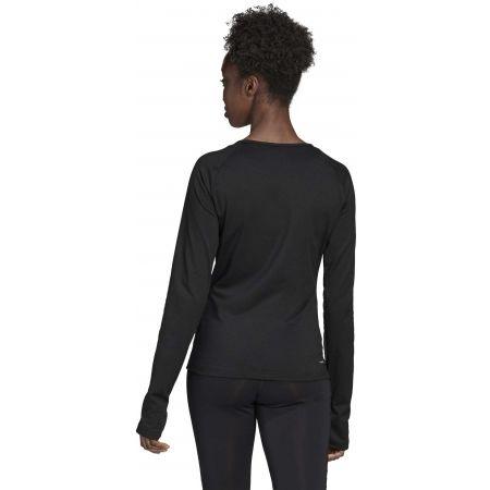 Дамска блуза - adidas WOMEN SPORT CW LONG SLEEVE TOP - 7