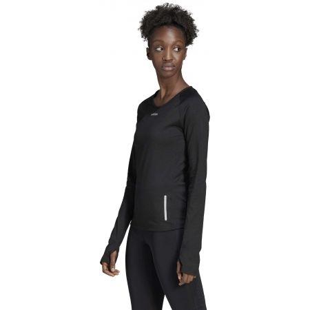 Дамска блуза - adidas WOMEN SPORT CW LONG SLEEVE TOP - 5