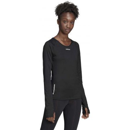 Дамска блуза - adidas WOMEN SPORT CW LONG SLEEVE TOP - 6