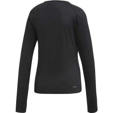 Дамска блуза - adidas WOMEN SPORT CW LONG SLEEVE TOP - 2