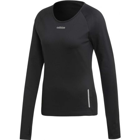 adidas WOMEN SPORT CW LONG SLEEVE TOP - Tricou damă