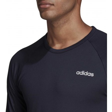 Мъжка блуза - adidas MENS GEAR UP LONGSLEEVE TEE - 9
