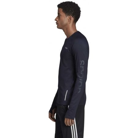 Мъжка блуза - adidas MENS GEAR UP LONGSLEEVE TEE - 6