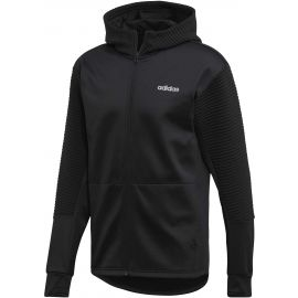 adidas MENS GEAR UP FULLZIP FLEECE HOODIE - Hanorac bărbați