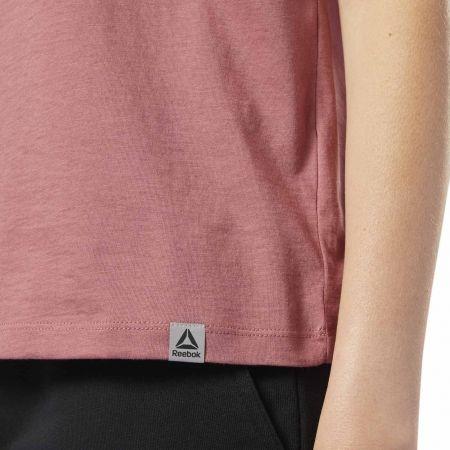 Dámské tričko - Reebok GS CAMO EASY TEE - 5