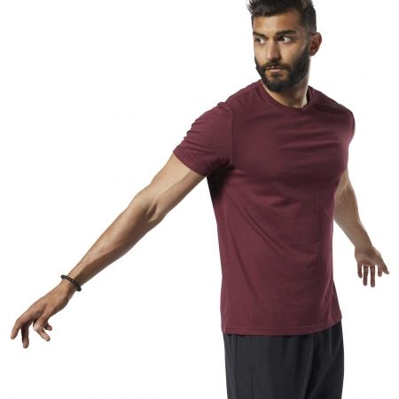 Pánské tričko - Reebok CLASSIC TEE - 2