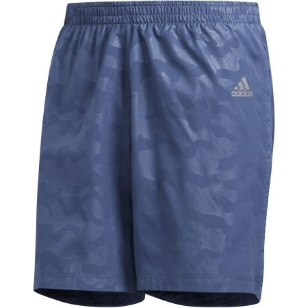 Pánské šortky - adidas RUN IT SHORT - 1