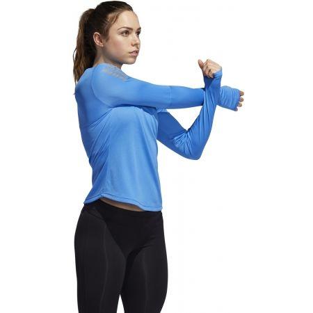 Dámské běžecké tričko - adidas OWN THE RUN LS - 5