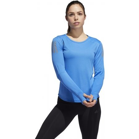 Dámské běžecké tričko - adidas OWN THE RUN LS - 4