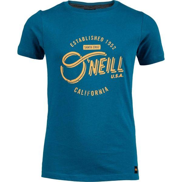 O'Neill LB CALI T-SHIRT modrá 164 - Chlapecké tričko