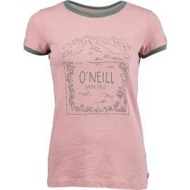 O'Neill LW AUDRA T-SHIRT - Dámské tričko