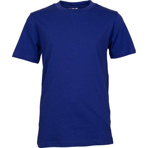 E-shop Kensis KENSO modrá 128-134 - Chlapecké triko