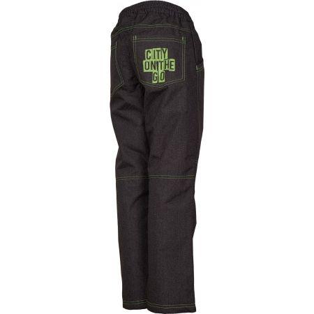 Dětské zateplené kalhoty - Lewro NINGO - 3