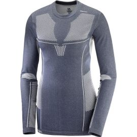 Salomon PRIMO WARM SEAMLESS - Tricou damă
