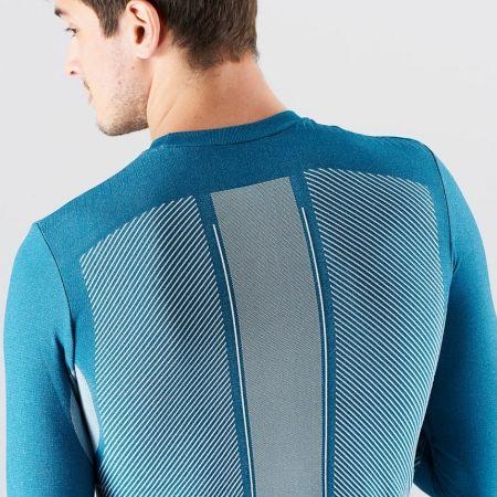 Pánske tričko - Salomon PRIMO WARM SEAMLESS TEE - 4