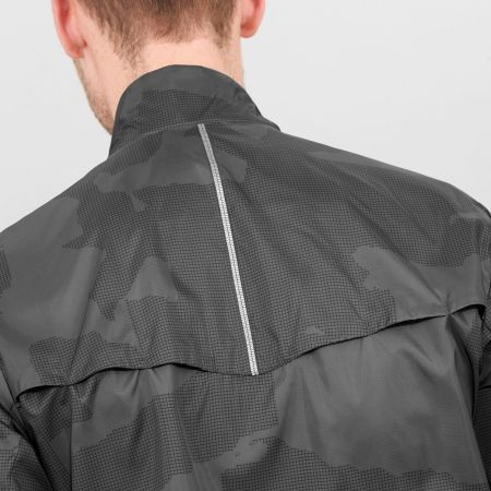 Pánská bunda - Salomon AGILE WIND - 3