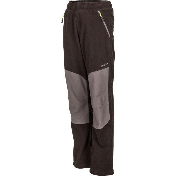 Lewro PEREZ čierna 152-158 - Detské nohavice