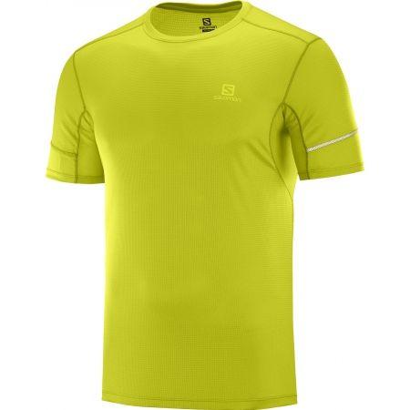 Pánské tričko - Salomon AGILE SS TEE - 1