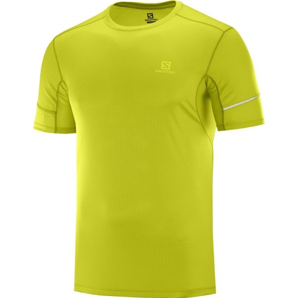 Salomon AGILE SS TEE - Pánske tričko