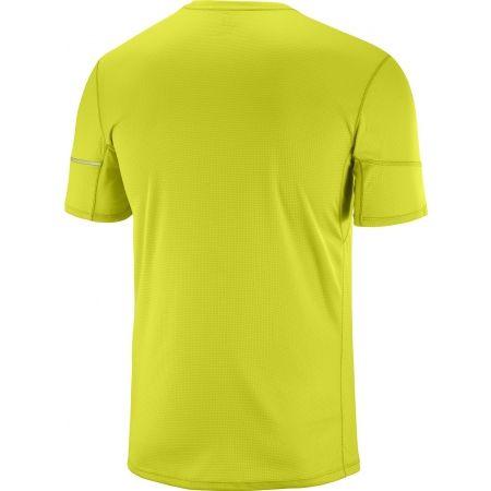 Pánské tričko - Salomon AGILE SS TEE - 3