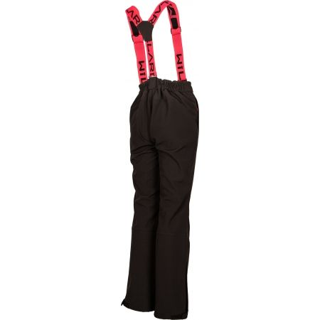 Dámské softshellové kalhoty - Willard ELOMA - 3