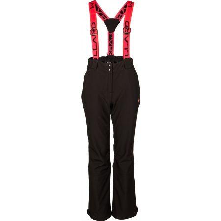 Dámské softshellové kalhoty - Willard ELOMA - 2