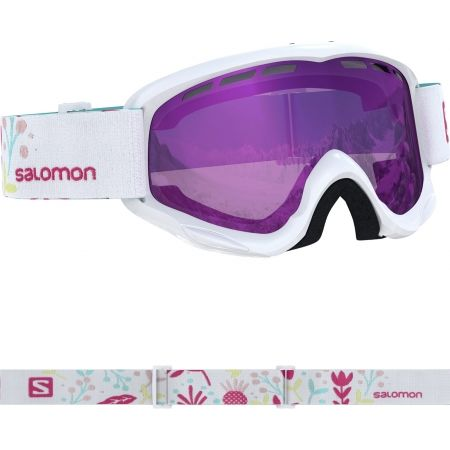 Salomon JUKE - Children's ski goggles