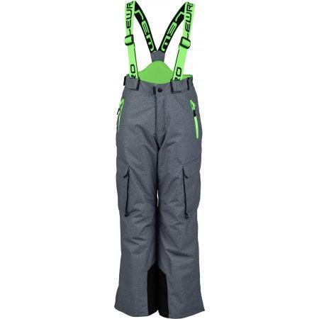Pantaloni snowboard copii - Lewro NILES - 2