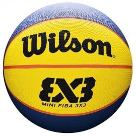 Wilson FIBA 3X3 MINI RUBBER BSKT - Mini Basketball