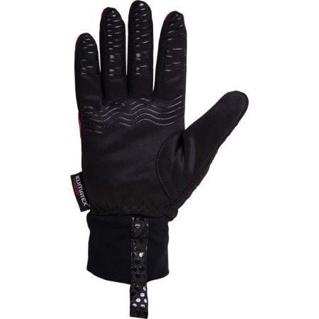 Softshellové rukavice - Klimatex DIOGO - 2