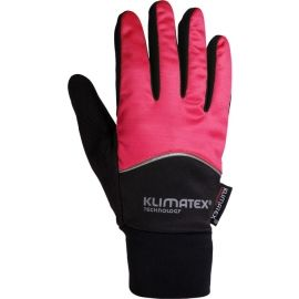 Klimatex DIOGO - Softshell gloves