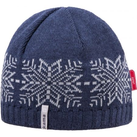 Kama MERINO HAT+WINDSTOPPER - Knitted hat