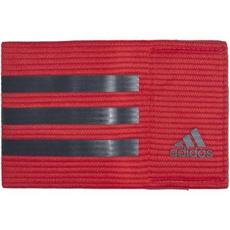 Kapitánská fotbalová páska - adidas FB CAPTAIN ARMBAND - 2
