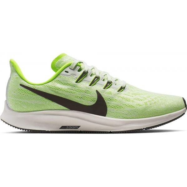 Nike AIR ZOOM PEGASUS 36 zelená 9.5 - Pánská běžecká obuv
