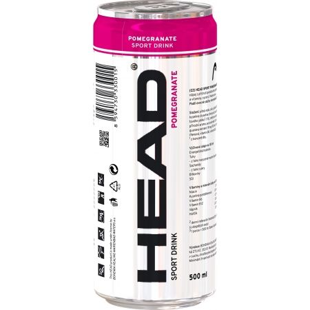 Head SPORT DRINK LEMON 500ML