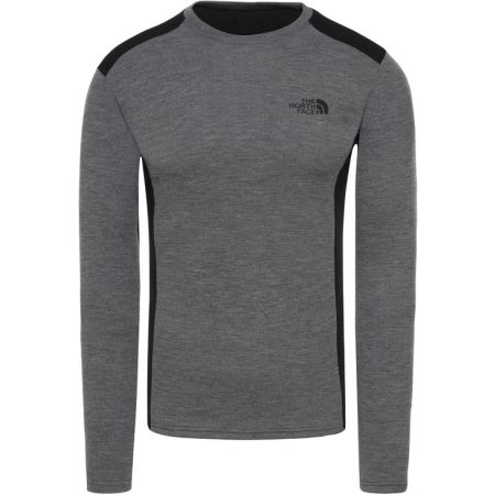 The North Face EASY L/S CREW NECK - Men's long sleeve T-shirt