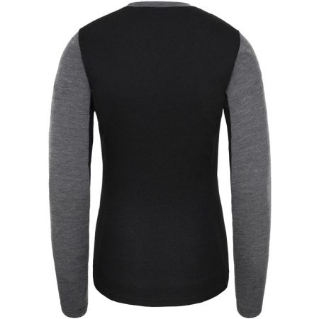 Dámský top - The North Face EASY L/S CREW NECK - 2
