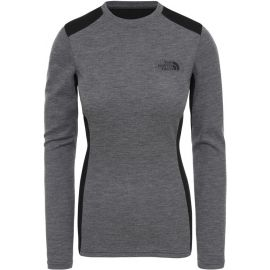 The North Face EASY L/S CREW NECK - Koszulka damska