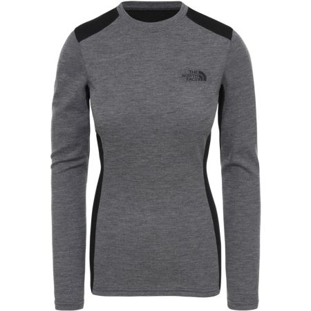 The North Face EASY L/S CREW NECK - Dámsky top