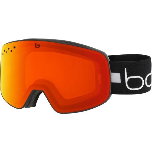 Bolle NEVADA PHOTOCHROMIC černá M/L - Unisex sjezdové brýle